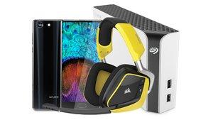 Amazon-Angebote: Seagate Xbox-Festplatte, Corsair Headset, MAZE Alpha X