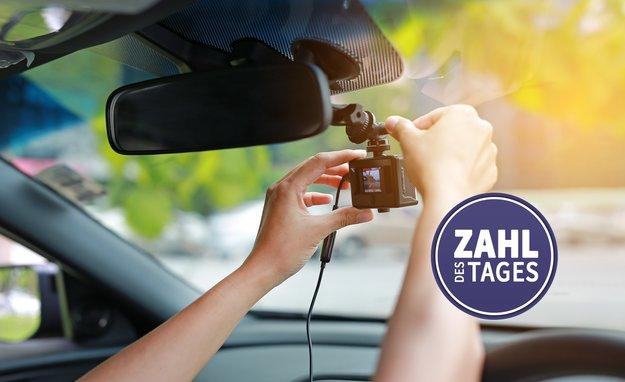 Dashcam im Auto: Was die Deutschen davon halten