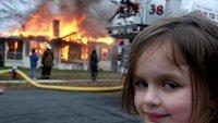 500.000 Dollar für ein Meme: NFT-Hype macht Disaster Girl reich