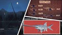 Far Cry 5: Angeln - Rekorde, Köder und alle Angelplätze