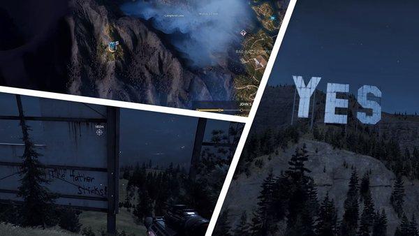 Far Cry 5 16 Easter Eggs Anspielungen Und Geheimnisse In Hope County