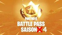 Fortnite - Battle Royale: Battle Pass für Season 4 - das wissen wir bis jetzt