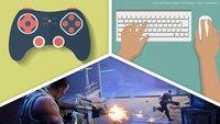 Fortnite BR: Steuerung für PC, PS4 und Xbox erklärt