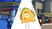 Fortnite BR: Besucht 3 verschiedene Taco-Läden (Woche 9)