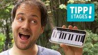 Tipp für GarageBand am iPhone X: Grimassen schneiden für ko(s)mische Klänge