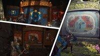 God of War: Alle Jötnar-Schreine - Fundorte im Video