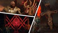God of War: Muspelheim freischalten und alle Prüfungen im Walkthrough