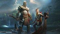 Kratos und Atreus finden sich in World of Warcraft wieder