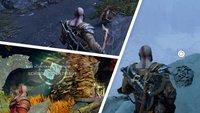 God of War: Schatzkarten - Fundorte aller Schätze im Video
