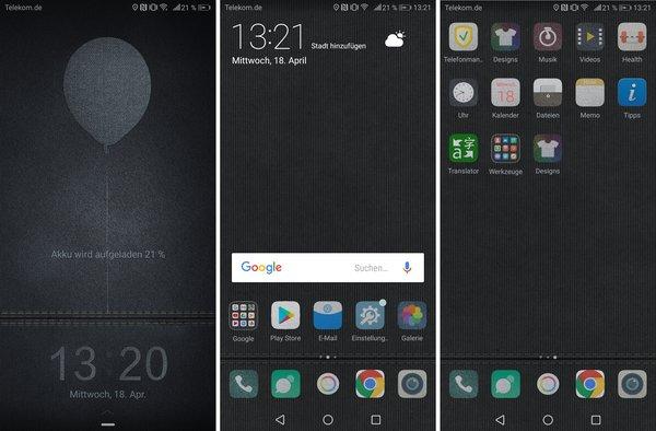 13 coole EMUI-Designs: Themes für jeden Typ (Huawei P20, P20
