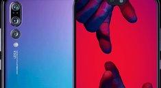 Das Huawei-P20-Display: Auflösung, Größe, Technik, Notch