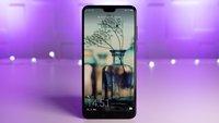 Huawei P20 Pro in Bildern: Das bessere iPhone-X-Design?