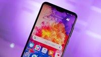 Mate 20 Pro: So spektakulär soll Huaweis nächstes Android-Smartphone aussehen
