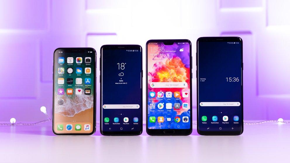 Galaxy S9 (Plus) mit Tarif für 1 €: Mega-Deal oder Schnäppchen-Falle?