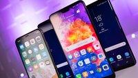 Huawei schlägt Apple erneut – mit eigenem Smartphone-Trend