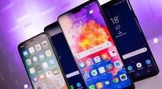 Keine Chance: Huawei frisst die Smartphone-Konkurrenz auf