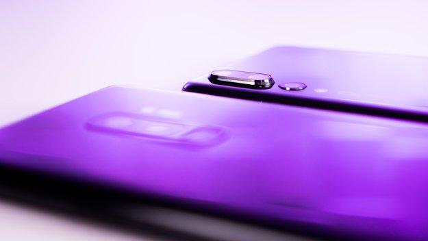 Kurioses China-Smartphone: So eine Selfie-Kamera gab es noch nie