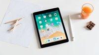 iPad 9.7 (2018) im Test: Mehr malen, weniger zahlen