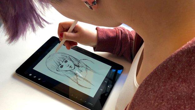 Die besten Apps für den Apple Pencil und das iPad (Pro)