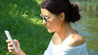 Zu helle iPhone-Displays: Apple arbeitet an neuem Augenschutz