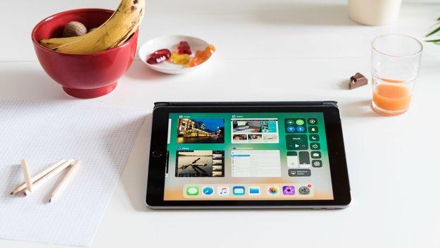 Fünf neue iPads: Das 9,7-Zoll-Tablet soll ein besonderes Update bekommen