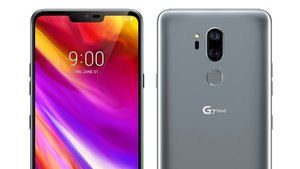 LG G7 ThinQ macht es besser als Apple: Notch lässt sich anpassen