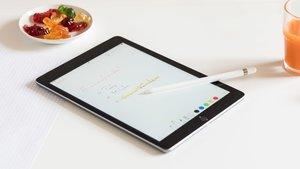 iPad 9.7 (2018): Technische Daten, Bilder, Video und Preis