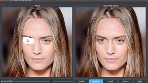 Künstliche Intelligenz: Nvidia-Video zeigt beeindruckende Foto-Vervollständigung