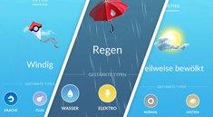 Pokémon GO: Wetter - Tipps zu Bonus, Typen und häufigen Pokémon
