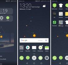 13 coole EMUI-Designs: Themes für jeden Typ (Huawei P20, P20 Lite, Mate 10 und Co.)