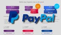 Sky Ticket mit PayPal zahlen – so geht's auch bei Problemen