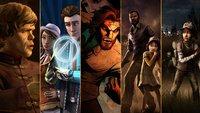 Telltale Games steht vor dem Bankrott und muss Spiele von Steam herunternehmen