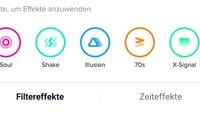 Tik Tok: Video mit Effekten und Filtern bearbeiten – so geht's