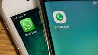 WhatsApp stellt Entwicklung ein: Neues Feature kommt doch nicht