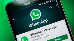 Schlappe für WhatsApp: Messenger erleidet dramatischen Absturz