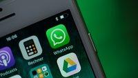 Diese WhatsApp-Nachricht bringt dein Smartphone zum Absturz