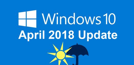JETZT Windows 10 April 2018 Update installieren – so geht's