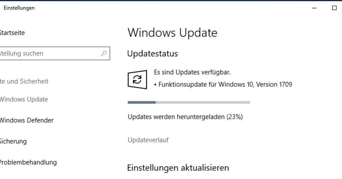 Windows 10 1709: Lösung zu bekannten Problemen & Bugs