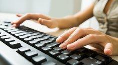 Überschreiben ausschalten und Buchstaben löschen verhindern