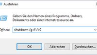 Windows 10: Sauberen Neustart durchführen – so geht's