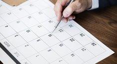 Word: Aktuelles Datum automatisch einfügen