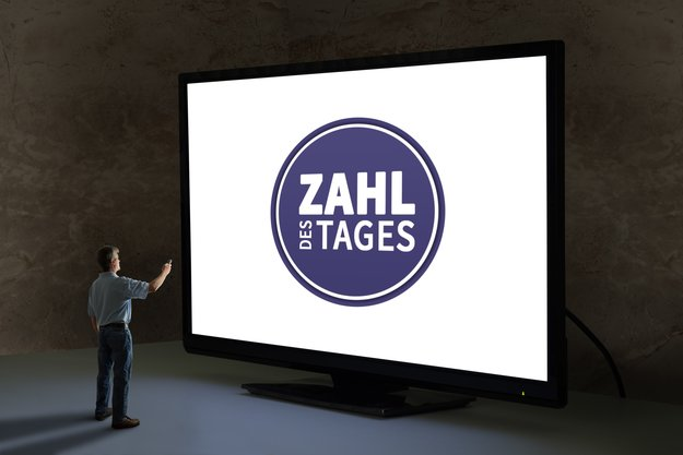 Der größte Fernseher der Welt
