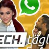 WhatsApp bekommt Werbung, iPhone-X-Nachfolger schneller laden und Phantom-Vibrieren –...