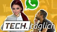 WhatsApp bekommt Werbung, iPhone-X-Nachfolger schneller laden und Phantom-Vibrieren – TECH.täglich