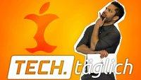 iPhone X Plus wird kompakt, Android 9.0 P mit verändertem Multitasking und die besten Podcasts – TECH.täglich