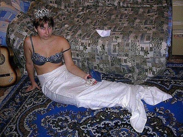 Schlimmste russische Dating-Profile