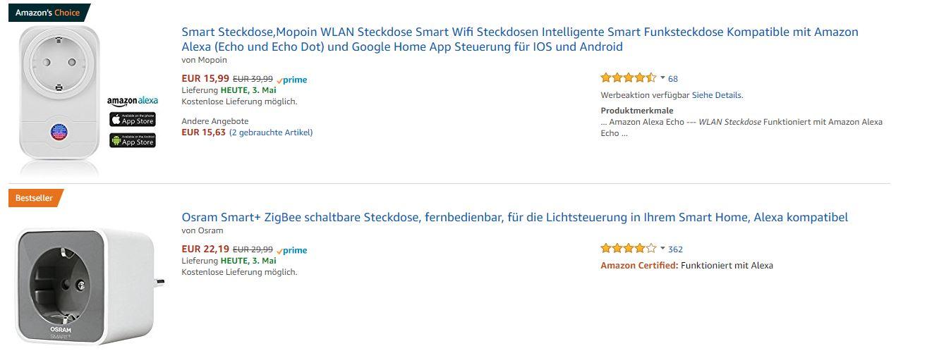Amazons Choice So Wählt Der Online Händler Die Produkte Aus
