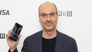 Bitteres Ende: Android-Erfinder stellt Handy-Entwicklung ein