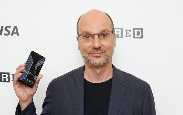 Grusel-Smartphone: Geht die neueste Idee vom Android-Erfinder zu weit?