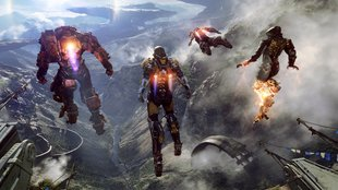 Anthem: Massig neues Gameplay aus dem Online-Actionspiel